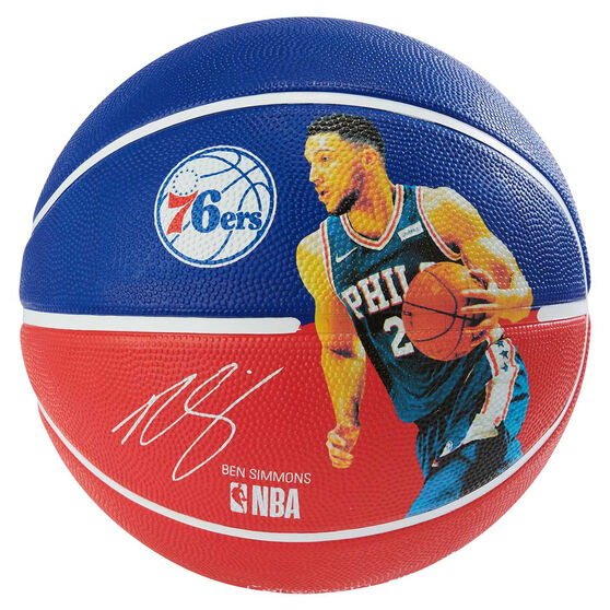 Spalding NBA Ben Simmons Basketball 3, , rebel_hi-res