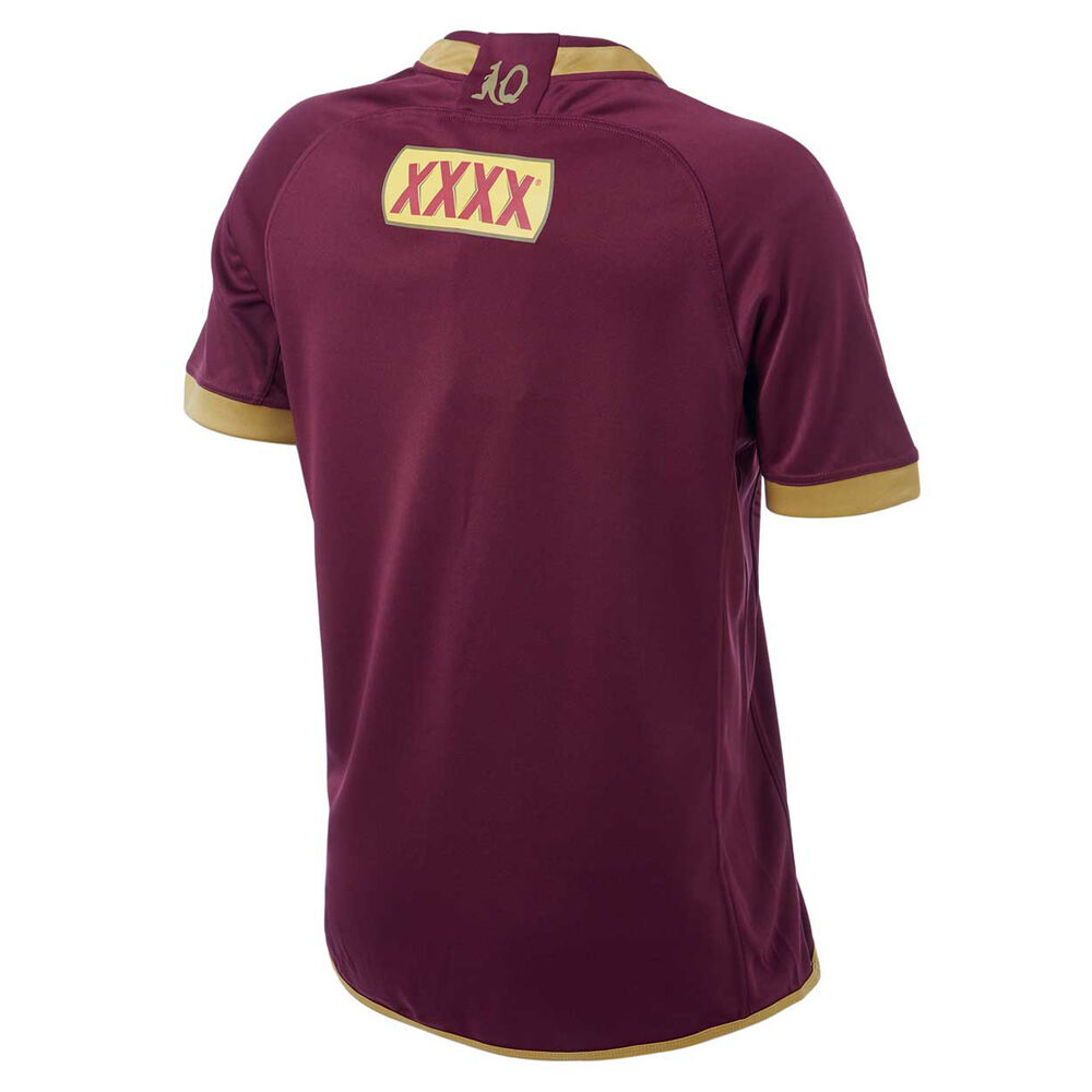 58d08185dfc QLD Maroons State of Origin 2018 Mens Home Jersey S