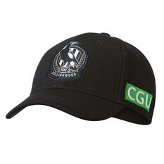 Collingwood Magpies 2018 Media Cap, , rebel_hi-res
