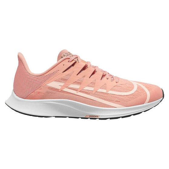 Nike Zoom Rival Fly Womens Running Shoes, Pink / Grey, rebel_hi-res
