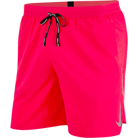 Nike Mens Flex Stride 5in Running Shorts, Pink, rebel_hi-res
