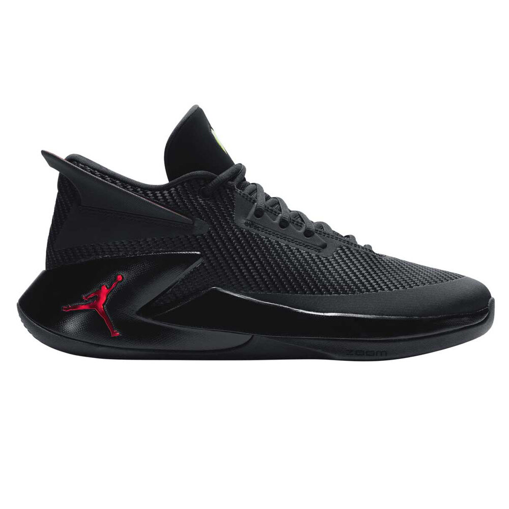 f573a549874 Nike Jordan Fly Lockdown Mens Basketball Shoes Black / Red US 12, Black /  Red