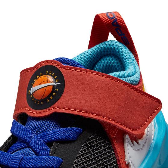 Nike Team Hustle D 10 Toddlers Shoes, Black, rebel_hi-res
