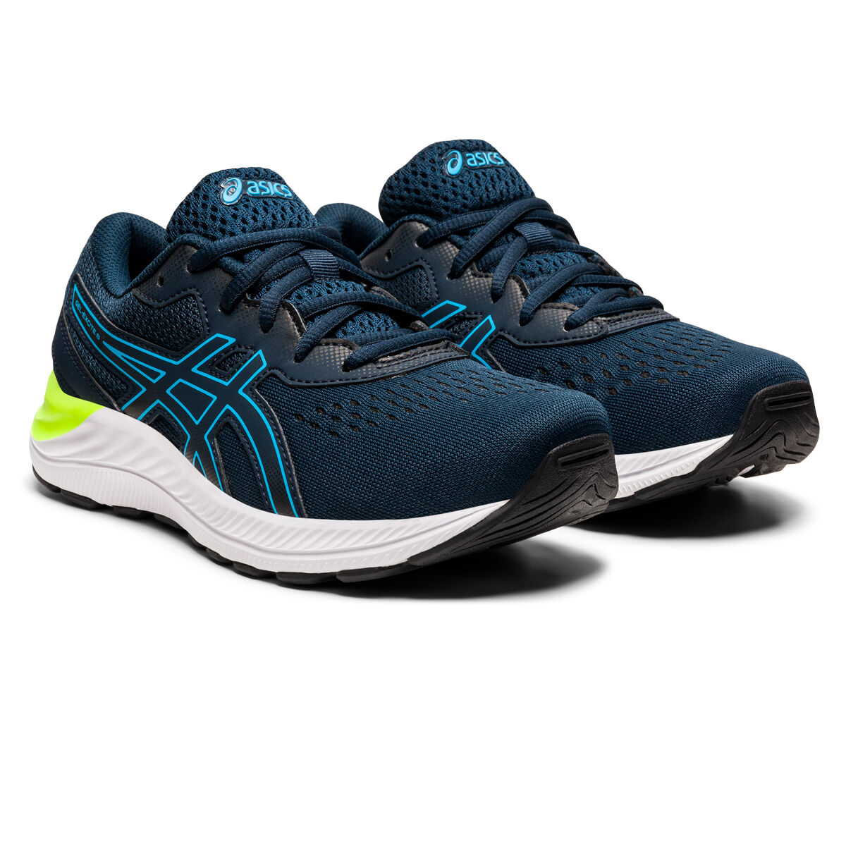 nike zoom alpha weapon black and gold shoes | Asics GEL Excite 8 Kids Running Shoes