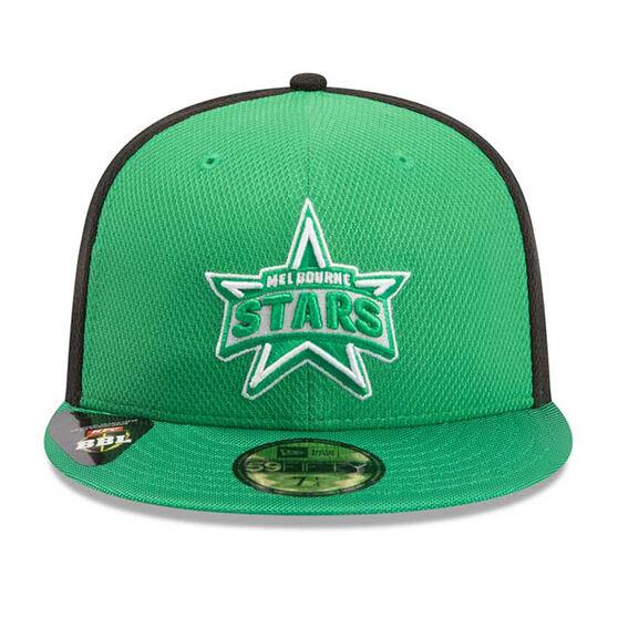 Melbourne Stars New Era 59FIFTY Home Cap, Green, rebel_hi-res