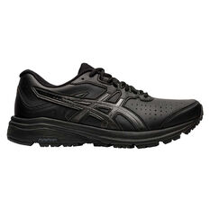 Asics GT 1000 LE D Womens Running Shoes Black US 6, , rebel_hi-res