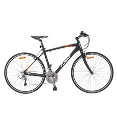 Flight Metro Pro Flat Bar 15in Hybrid Bike, , rebel_hi-res