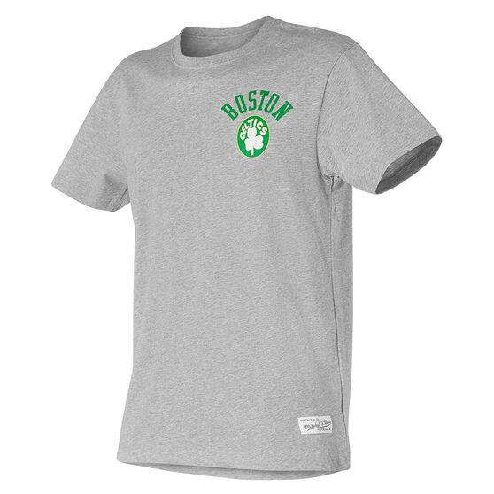 Boston Celtics Mens Retro Repeat Tee, , rebel_hi-res