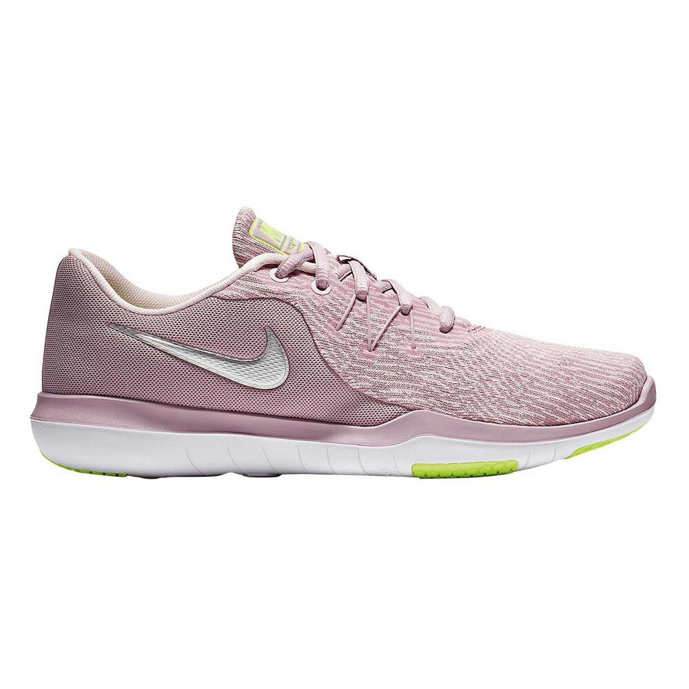 456e571c487cc Nike Flex Supreme TR 6 Womens Training Shoes Pink   White US 8.5 ...