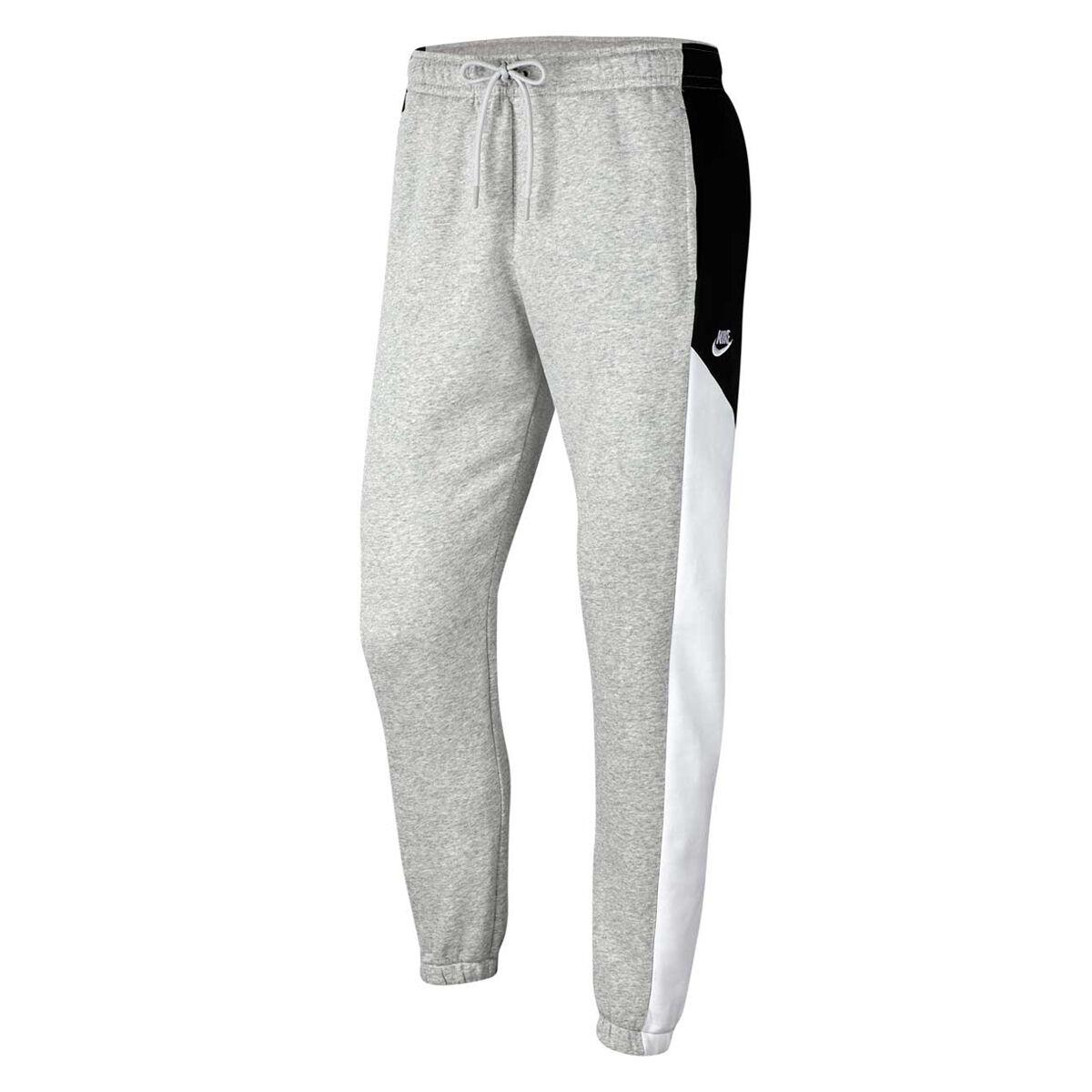 Nike Sportswear Mens Colour Block Fleece Track Pants
