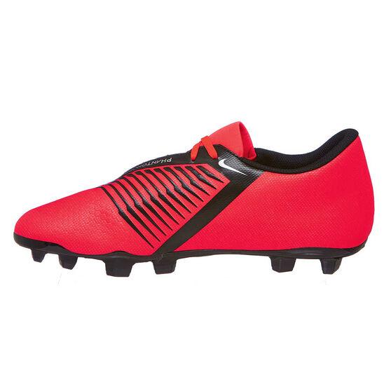 Nike Phantom Venom Club Mens Football Boots, Red / Silver, rebel_hi-res