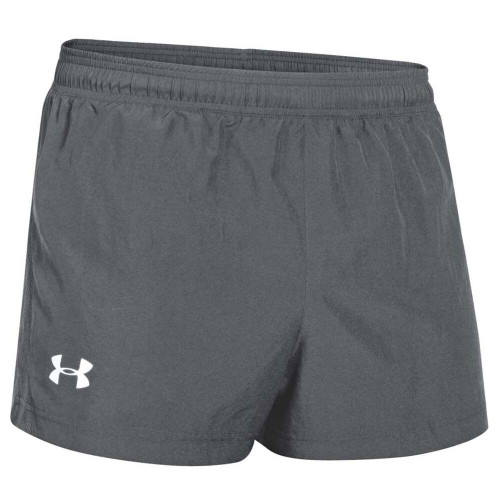online store 493c4 7587e Under Armour Mens Launch Split Running Shorts Black S Adult, Black,  rebel hi-res