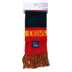 AFL Adelaide Crows Supporter Scarf, , rebel_hi-res