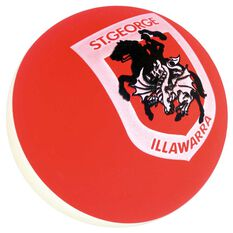 St George Illawarra Dragons High Bounce Ball, , rebel_hi-res