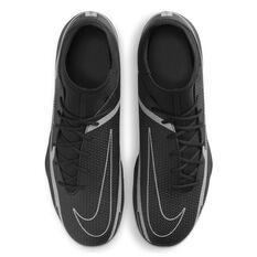 Nike Phantom GT2 Club Dynamic Fit Football Boots, Black/Grey, rebel_hi-res