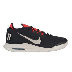 Nike Air Max Wildcard Hardcourt Mens Tennis Shoes Black / White US 7, Black / White, rebel_hi-res