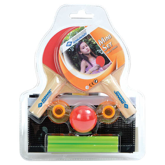 Donic Schildkrot Mini Table Tennis Set, , rebel_hi-res