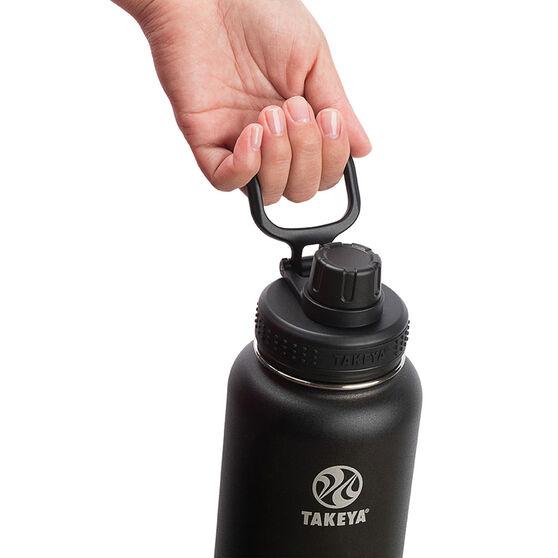 Takeya Actives Spout 1.2L Insulated Bottle, , rebel_hi-res