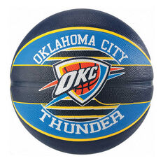 Spalding Team Series Oklahoma City Thunder Basketball, , rebel_hi-res