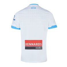 Sydney FC 2019/20 Kids Away Jersey White L, White, rebel_hi-res