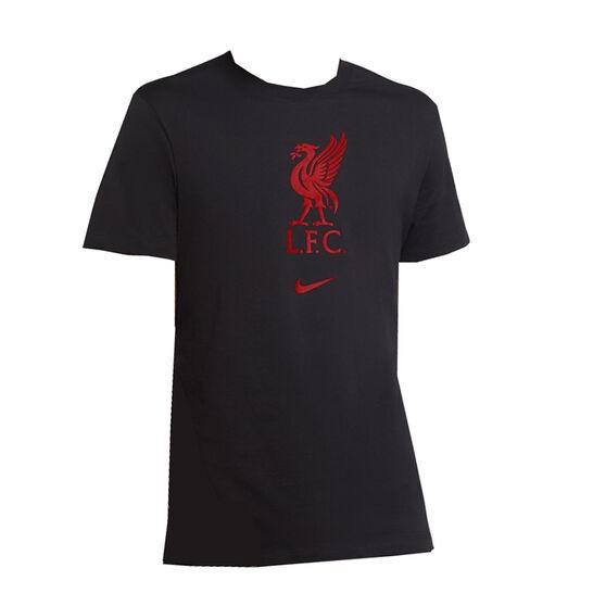 Liverpool FC 2020/21 Mens Evergreen Crest Tee, , rebel_hi-res