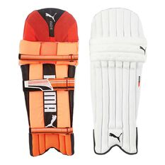Puma evoSPEED 6 Dual Wing Junior Cricket Batting Pads, , rebel_hi-res