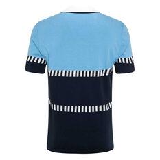 NSW Blues State of Origin 2020 Mens Vintage Rugby Jersey Blue S, Blue, rebel_hi-res