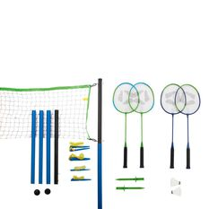 Verao 4 Player Badminton Set, , rebel_hi-res