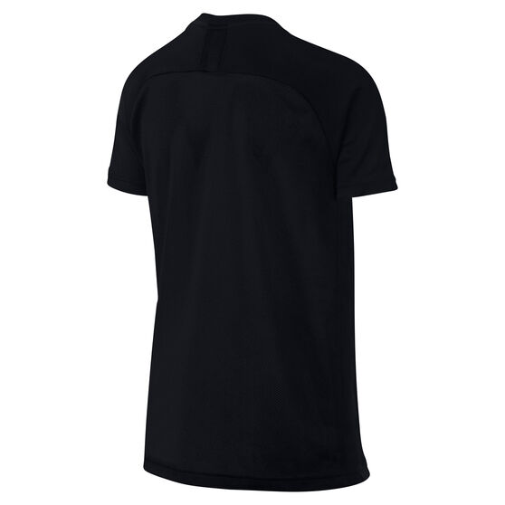 Nike Boys Dri-FIT Academy Tee, Black, rebel_hi-res