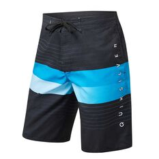 Quiksilver Mens Pointbreak Board Shorts Black 30, Black, rebel_hi-res