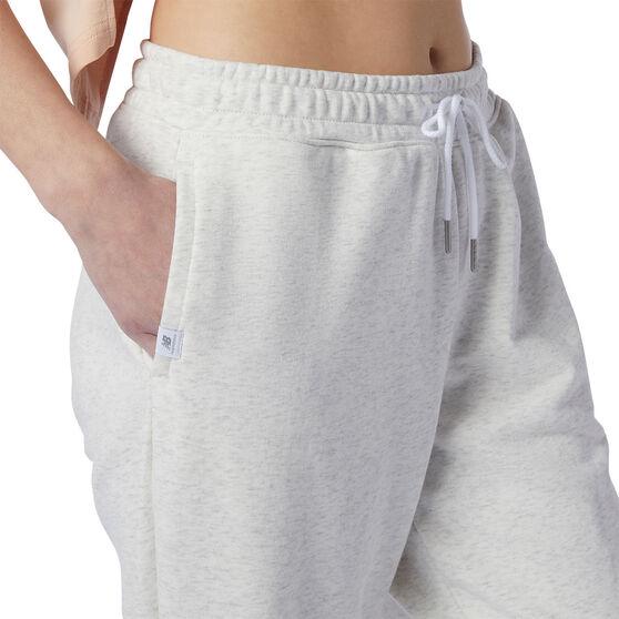New Balance Womens Athletics Intelligent Choice Sweatpants, Grey, rebel_hi-res