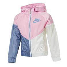 Nike Girls Windrunner Jacket Slate 4, Slate, rebel_hi-res