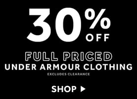 Under Armour Clothing Offers