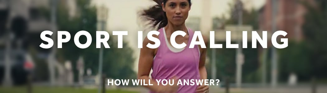 Sport is Calling - How will you answer