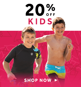 Click Frenzy Go Wild! 20% off Kids at rebel