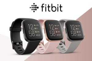 shop the latest in Fitbit tech at rebel