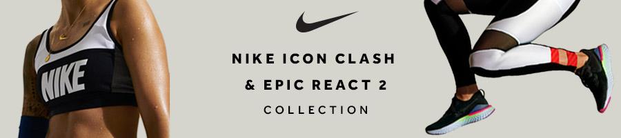 Nike Epic React collection at rebel