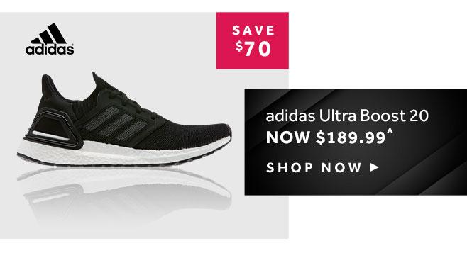 shop adidas Ultra Boost 20 at rebel