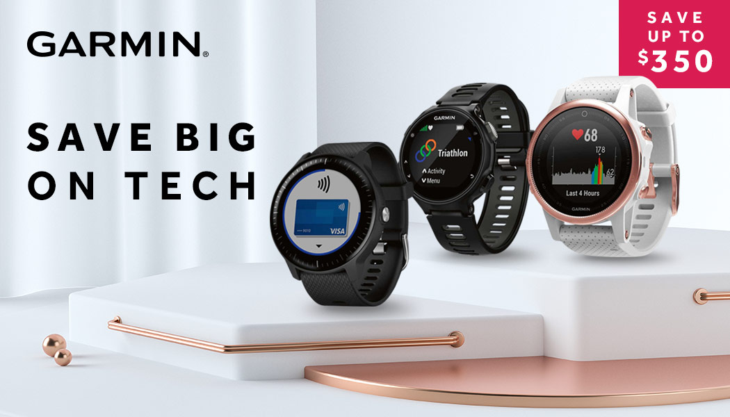 Shop all the best offers on Garmin tech fitness watches on sale now at rebel